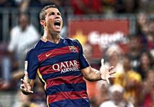 Cristiano Ronaldo - Barcelona | O craque português, atual melhor do mundo, fica bem com a camisa catalã?