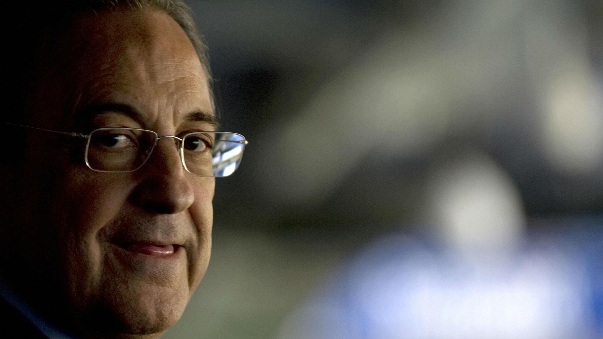 """Real Madrid, Pérez : """"Il y a un joueur français qui nous intéresse"""""""