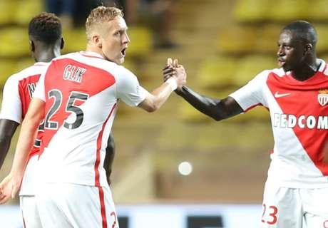 Monaco se redresse, Dijon coule Rennes : les résultats de la soirée de Ligue 1