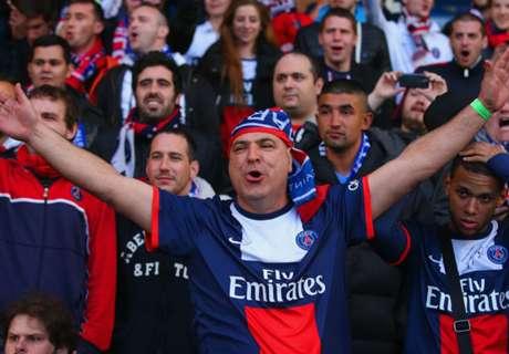 OM-PSG, pas de supporters parisiens