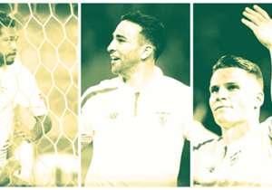 Au fil des ans, le FC Séville a pioché allégrement dans le vivier des joueurs français. Retour sur les tricolores du club andalou avec dix joueurs des Nervionenses.