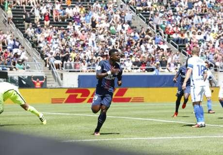 Succès parisien contre l'Inter