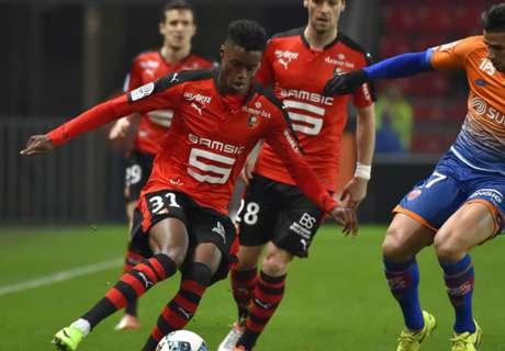 Rennes-Dijon 1-1, résumé de match