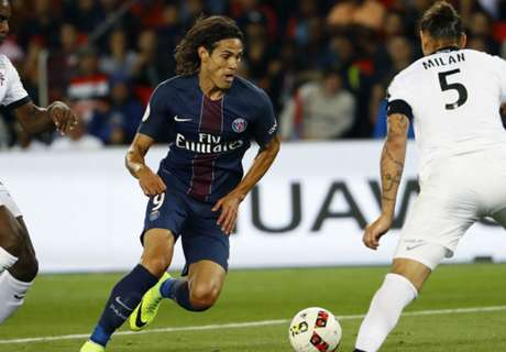 Cavani cannot replace Ibrahimovic
