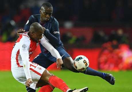 Monaco, Sidibé out contre Metz