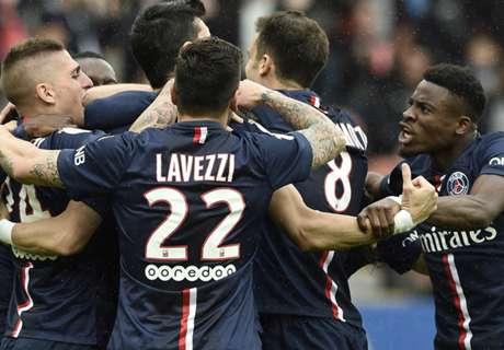 Lima Kunci Juara PSG