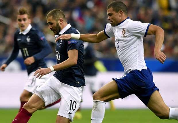 Benzema vond al na drie minuten het net in Parijs