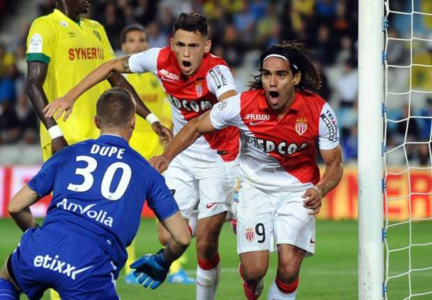 Falcao: I hope to stay at Monaco