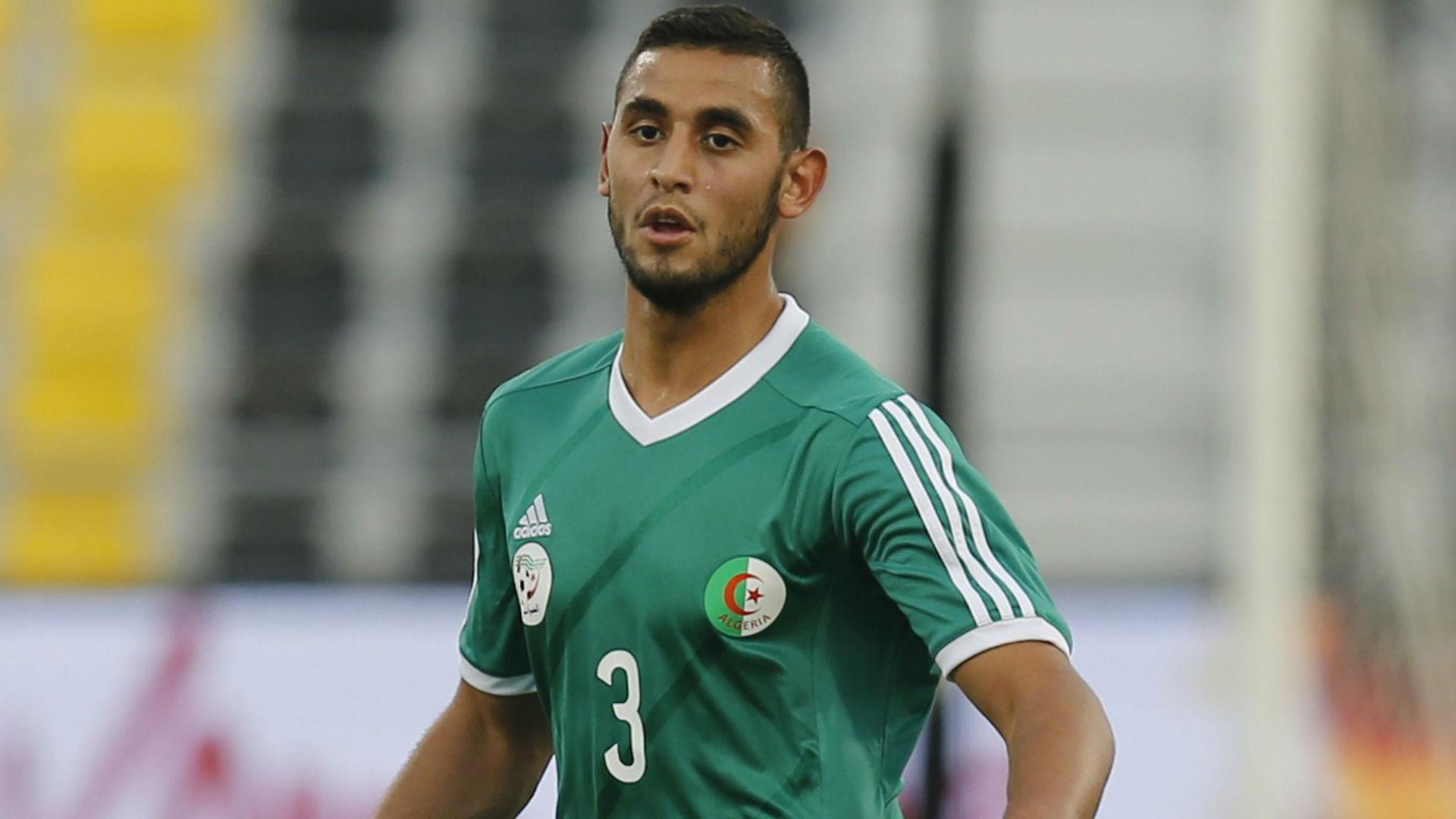 Fawzi Ghoulam Algeria