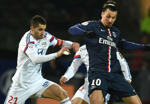 Lyon 1-1 PSG: Controversial Ibrahimovic penalty shares spoils