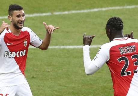 Ligue 1: Monaco wieder an der Spitze