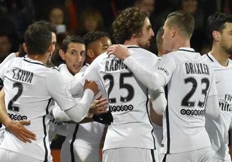 Lorient-PSG : les 6 choses à retenir
