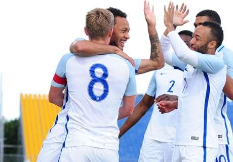 Inggris Kampiun Toulon, Duo Chelsea Jadi Bintang