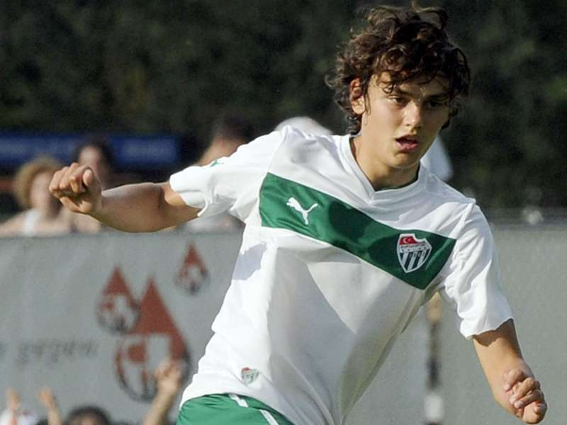 Manchester City transfer news: City to sign Turkish wonderkid Enes Unal