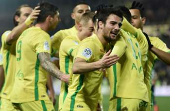 VIDEO: Nantes cover the whole pitch in wonderful team goal
