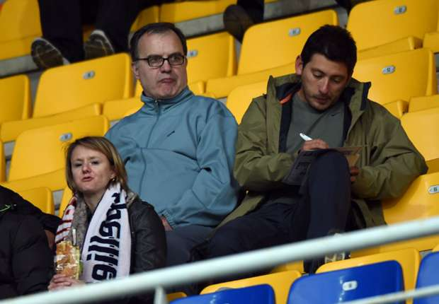 Marcelo Bielsa Montpellier Marseille Ligue 1 04112014