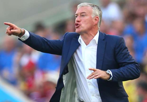 Deschamps upbeat despite 'frustrating' World Cup exit