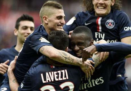 Verratti should score more goals - Blanc