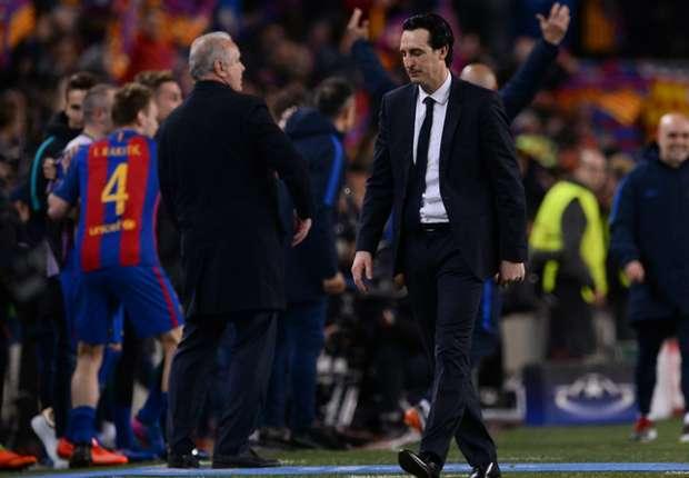 """Unai Emery: """"El 6-1 en Barcelona fue un accidente"""""""