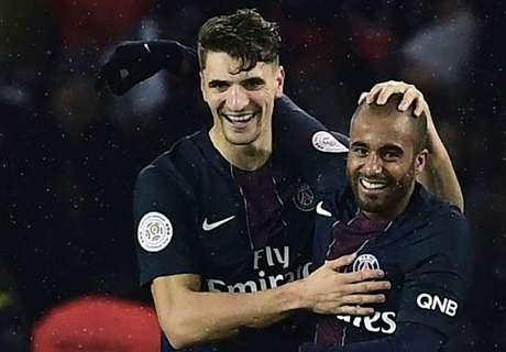 PSG can be bigger than Barca - Meunier