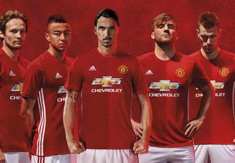 Makna Di Balik Jersey Kandang United 2016/17