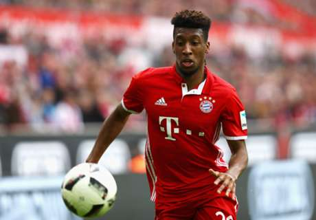 Coman joins Bayern permanently