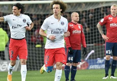 PSG Lolos, Lyon Tersingkir