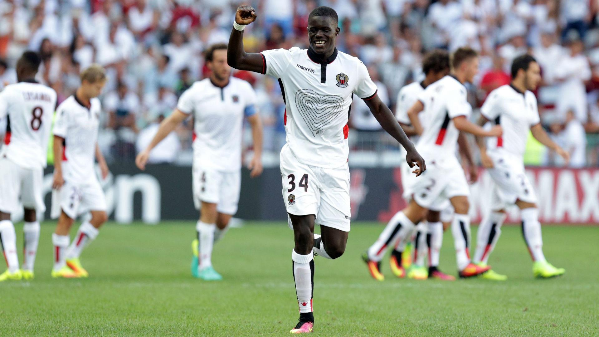 Malang Sarr Nice Ligue 1