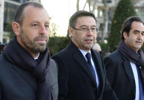 Barcelone riposte contre Mediapro