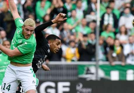 ASSE-Caen 0-1, résumé de match