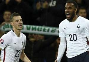 Alexandre Lacazette a montré la voie à suivre aux Bleus en signant son premier but sur la scène internationale