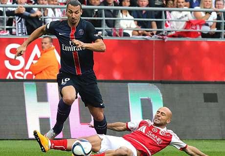 PSG rescató un empate ante Reims