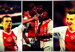 Qui sont les 20 plus grands joueurs de l'Ajax Amsterdam? En se basant sur le talent, la régularité et l'héritage laissé au club, Goal a désigné le Top 20 de l'Ajax !