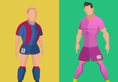 ¿En qué cambió el fútbol?