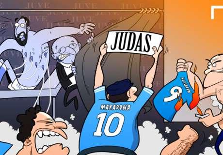 Cartoon do dia: Julho