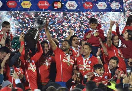 Copa America, Chili-Argentine de prévu