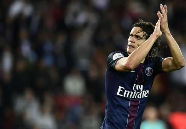 Paris Saint-Germain 3-0 Dijon: Cavani on target again for Emery's men