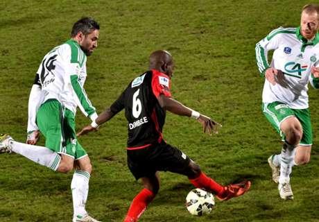 Laporan: Boulogne 1-1 Saint-Etienne (Ap. 3-4)