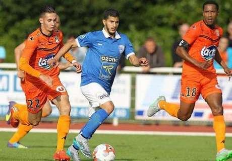 La Ligue 2 scrute Farid Beziouen