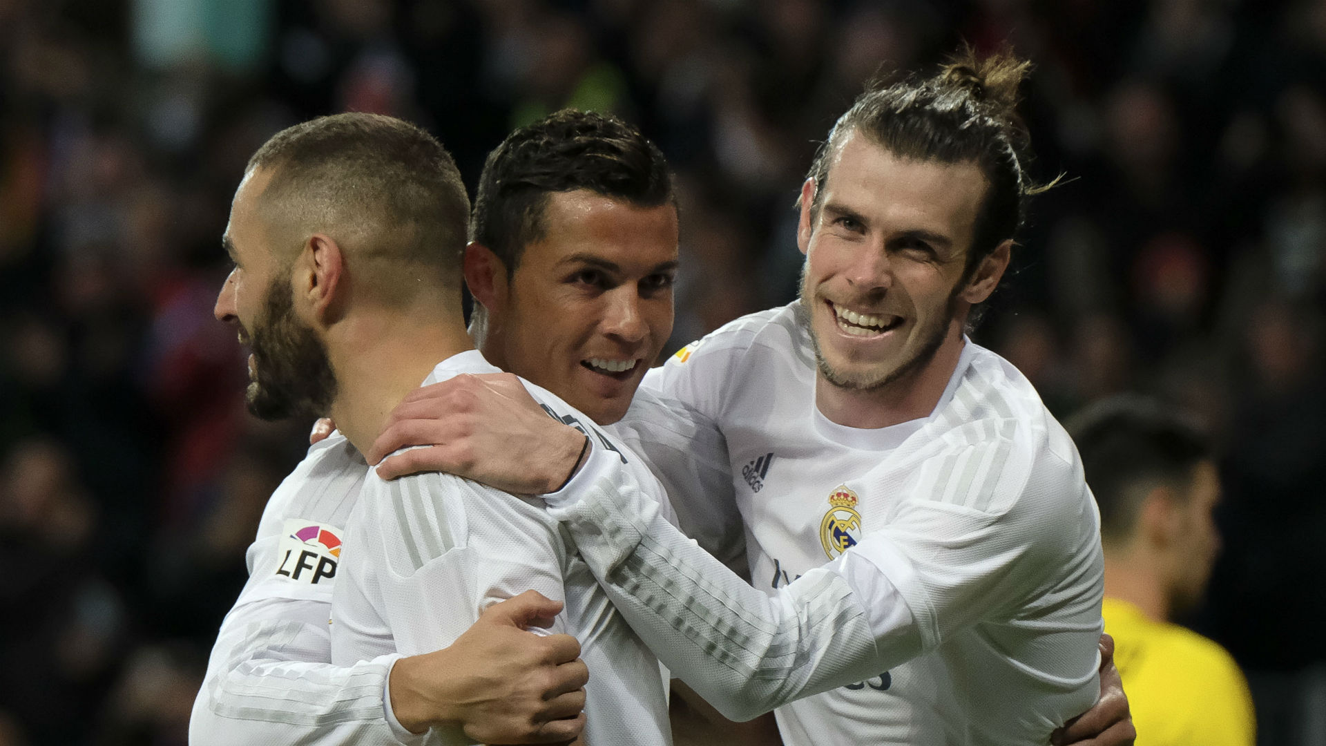 Benzema claims to have made BBC partnership with Ronaldo & Bale 'work'