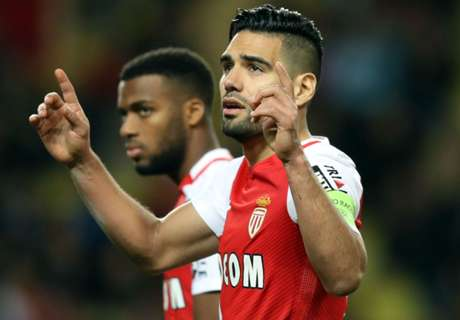 WATCH: Falcao denied bicycle goal