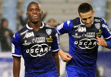 Bastia-Lyon 1-0, résumé de match