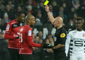 Jimmy Briand Guingamp Rennes
