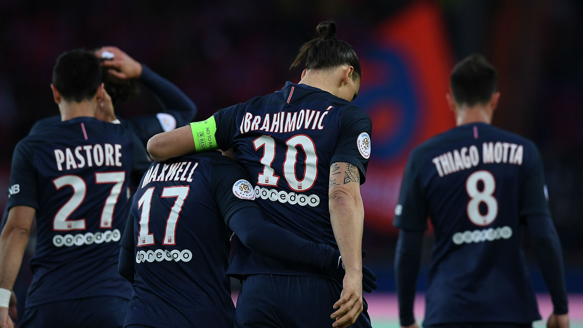 Mercato - PSG : Quand Ibrahimovic rend un vibrant hommage à Maxwell…