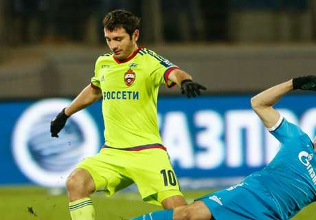 CSKA Juara Liga Primer Rusia