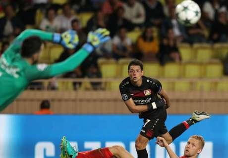 Hernandez nets 100th European goal