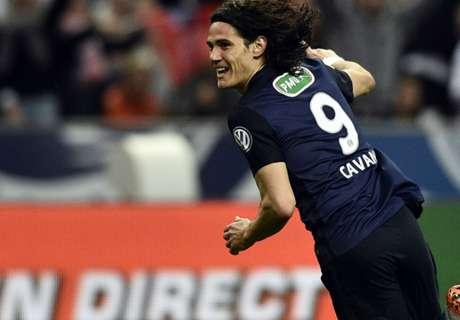 PSG zum neunten Mal Pokalsieger
