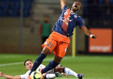Toulouse-Montpellier 0-2, résumé du match