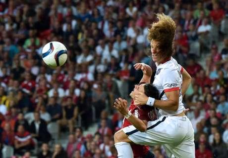 Le PSG regarde Lille avec la tête tournée vers Chelsea