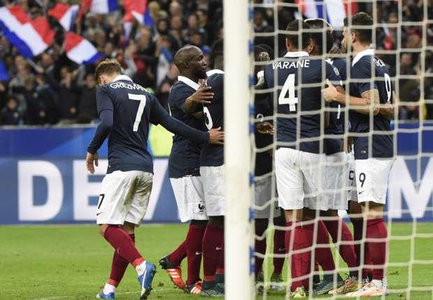 France-Allemagne (2-0), On n
